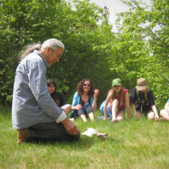 The Rhythm of the Land,    with Joseph Naytowhow - The land does not belong to us; we belong to it. In this educational event, students will participate in feeling, hearing, seeing, smelling the land, and then, learn to dance to the rhythms, with emerging elder, Joseph Naytowhow, who knows how to dance with the land.Grade range: K-8When: Friday, May 25, 2018Time: 9:30 a.m. to 11:30 a.m.Where: Prairie Habitat Garden, College of EducationStudents are asked to dress appropriately for the weather, which means: long pants tucked in to socks, running shoes, long sleeved shirts, jacket, hat, sunscreen. Students should also bring their water bottles.