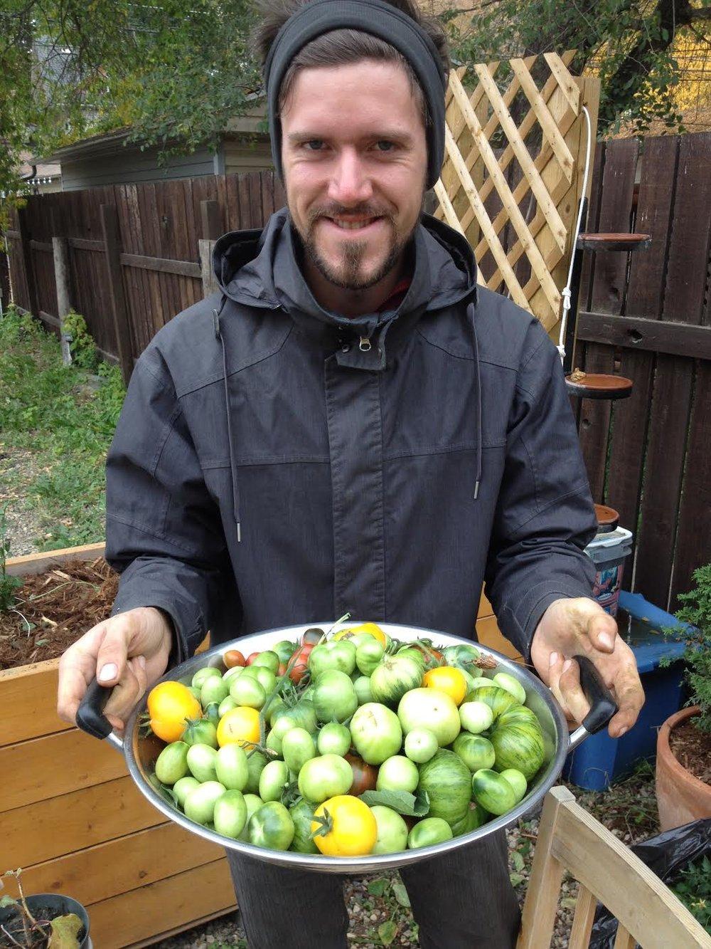 Adrian Werner - NatureCity Festival Volunteer