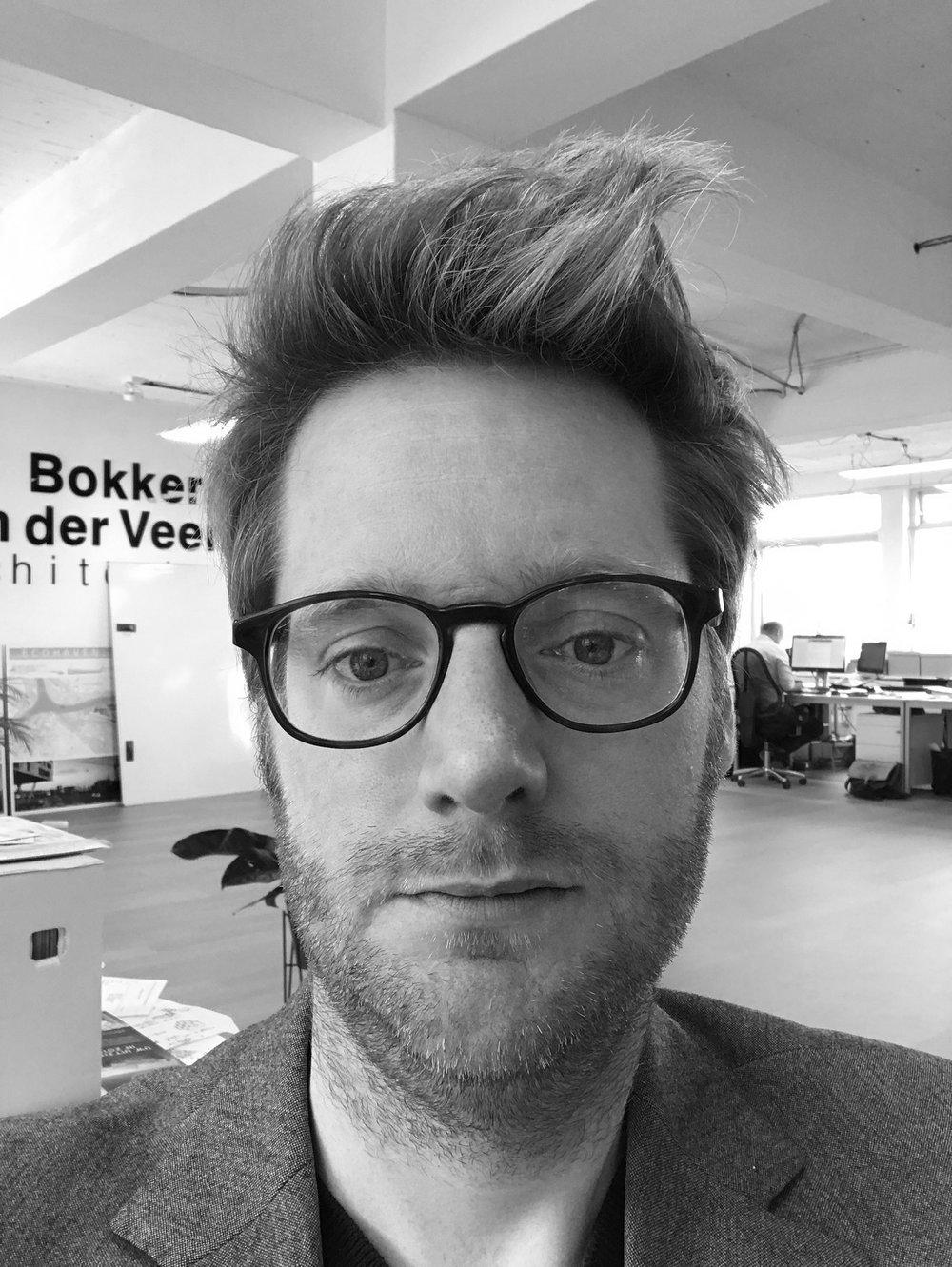 Tom Bokkers   Oprichter | Design