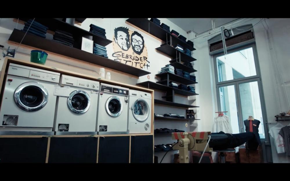 Gebrüder Stitch Investment Campaign   Corporate film for Gebrüder Stitch