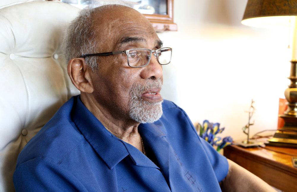 Dr Reverend Samuel B McKinney