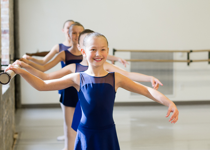 Student Division - Ballet Levels 1 through 8
