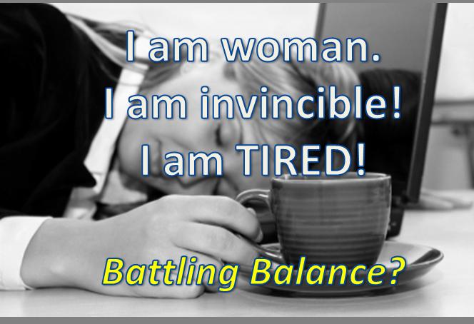 Battling Balance
