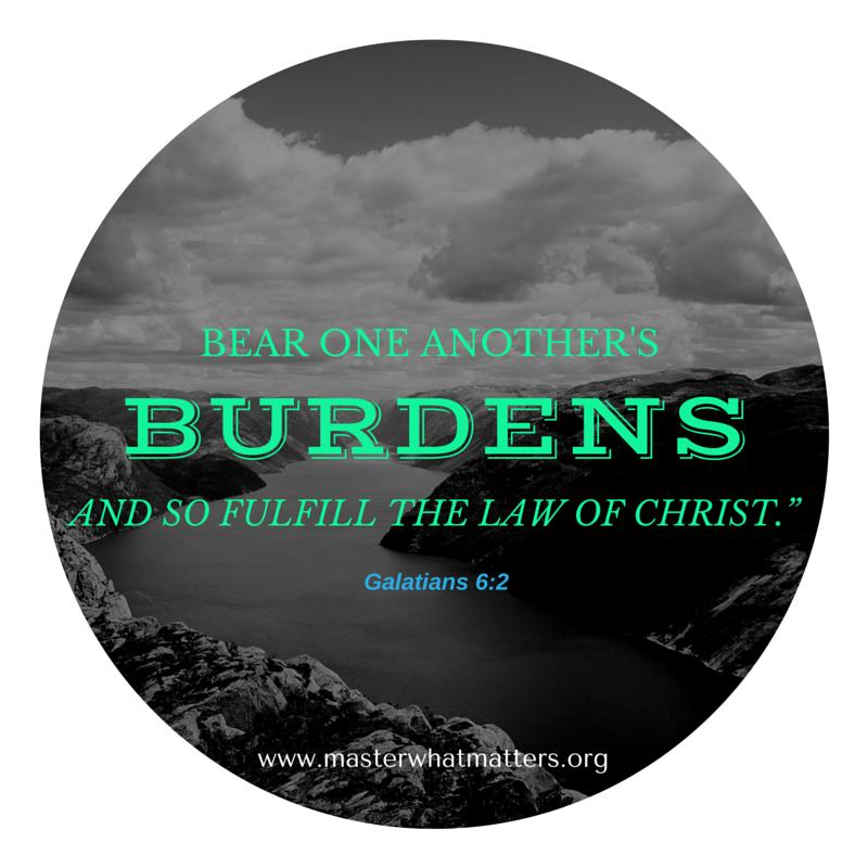Burdened Beyond Measure