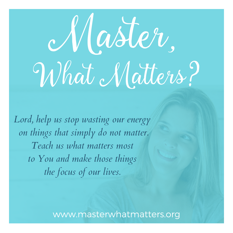 Master, What Matters.png