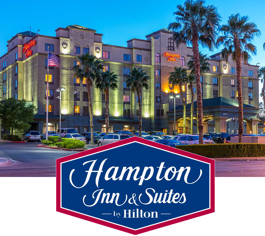I.M.A.C. Partners With Hampton Inn & Suites - I.M.A.C. has reserved a block of rooms with Hampton Inn-Tropicana (.5 miles from the strip) for $125/night w/NO RESORT FEES. Make your reservation at The Hampton Inn-Tropicana, 4975 S. Dean Martin Dr., LV, 89118