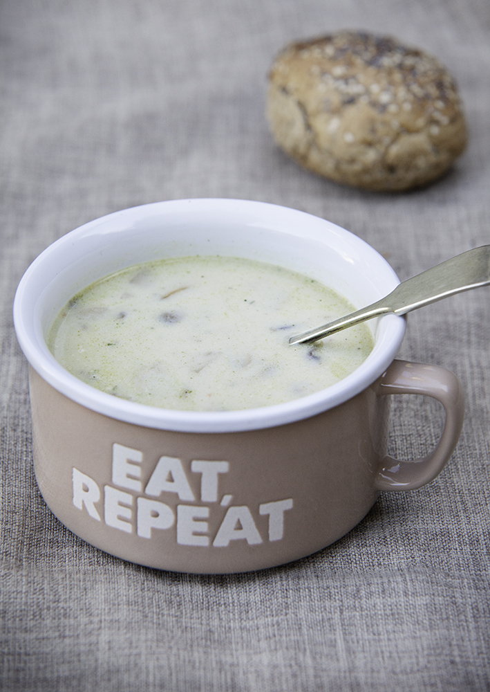 You Might Also Like: - Creamy Vegan Mushroom Soup.
