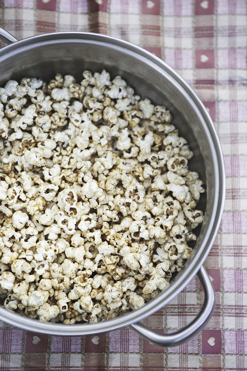 You Might Also Like: - Cajun-Spiced Popcorn