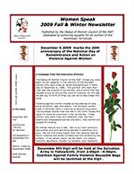 Fall & Winter 2009