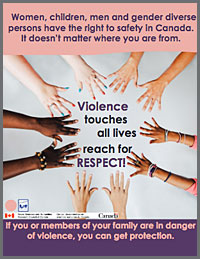 Reach for Respect Poster