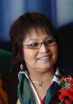 Karen Wright-Fraser Yellowknife of the North Slave Region