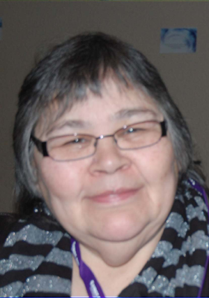 Anne Kasook Inuvik of the Beaufort Delta Region