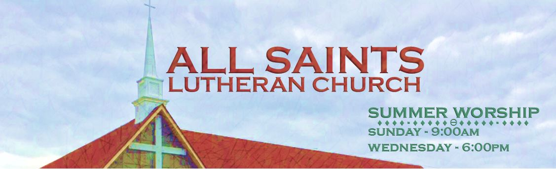 All Saints Lutheran Church