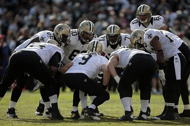 When The Saints Go Running In! - By Brad Kinzett