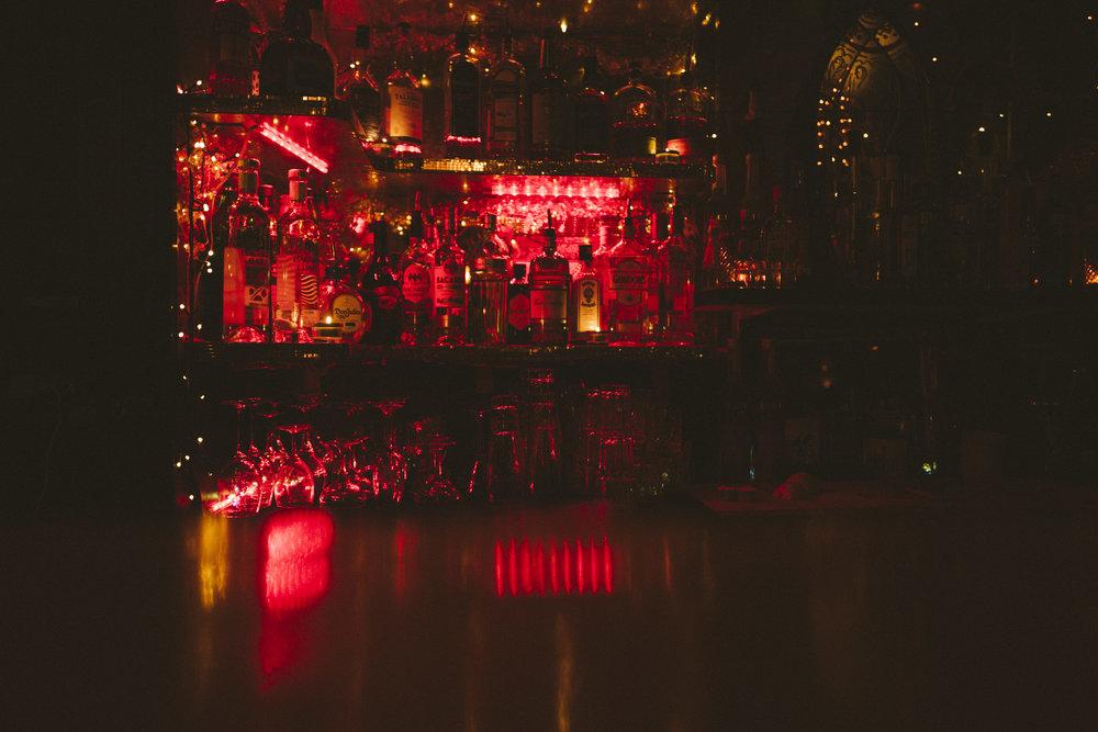 Boston Bar in Reykjavik.