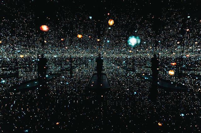 #infinitekusama at @highmuseumofart