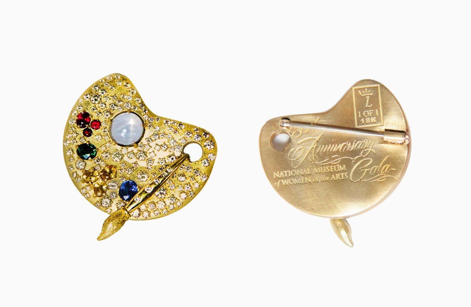 c5efb4b19 National Museum of Women In the Arts | Aspen Jewelry, Katherine ...
