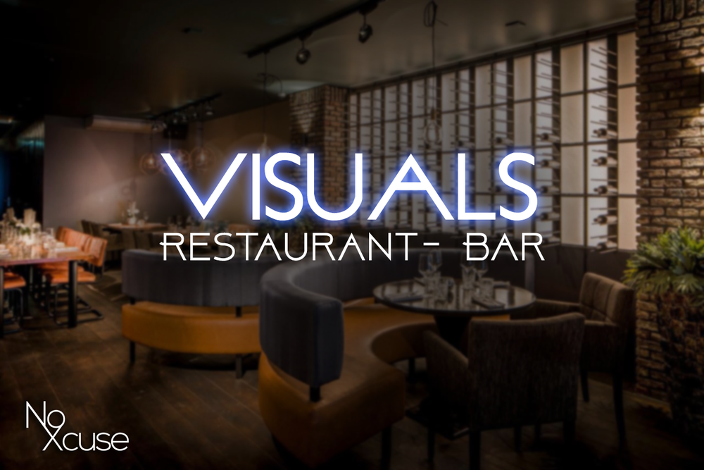 Restaurant Bar Visuals -