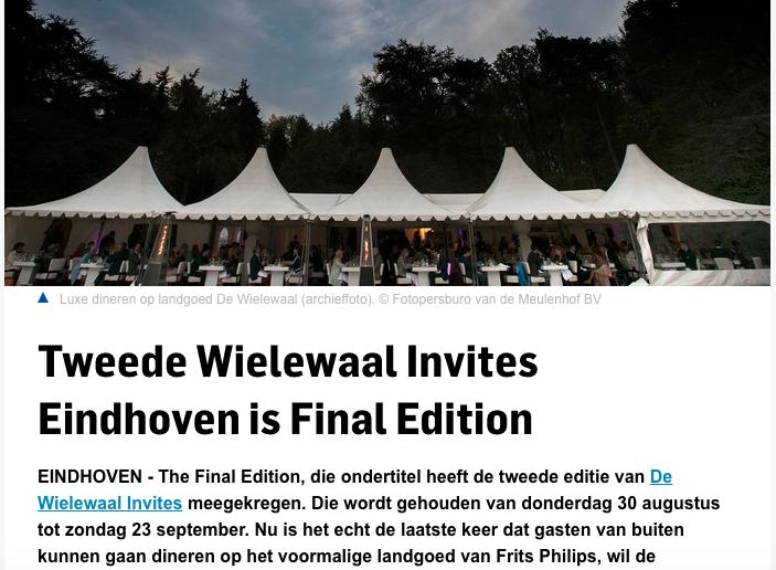 Lees meer op het  Eindhovens Dagblad
