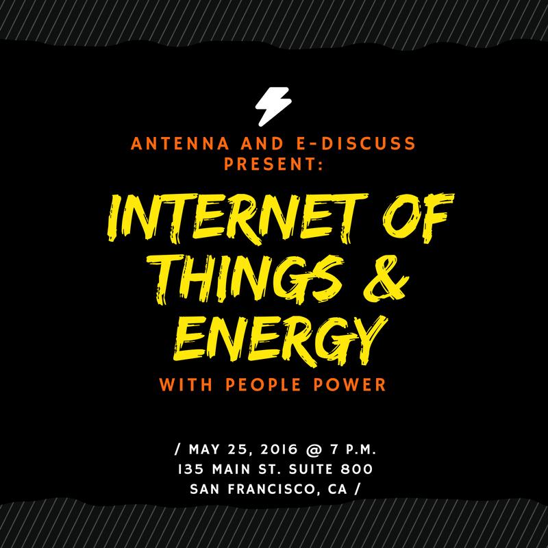 Digital flyer #1 for our E-discuss Speaker Series