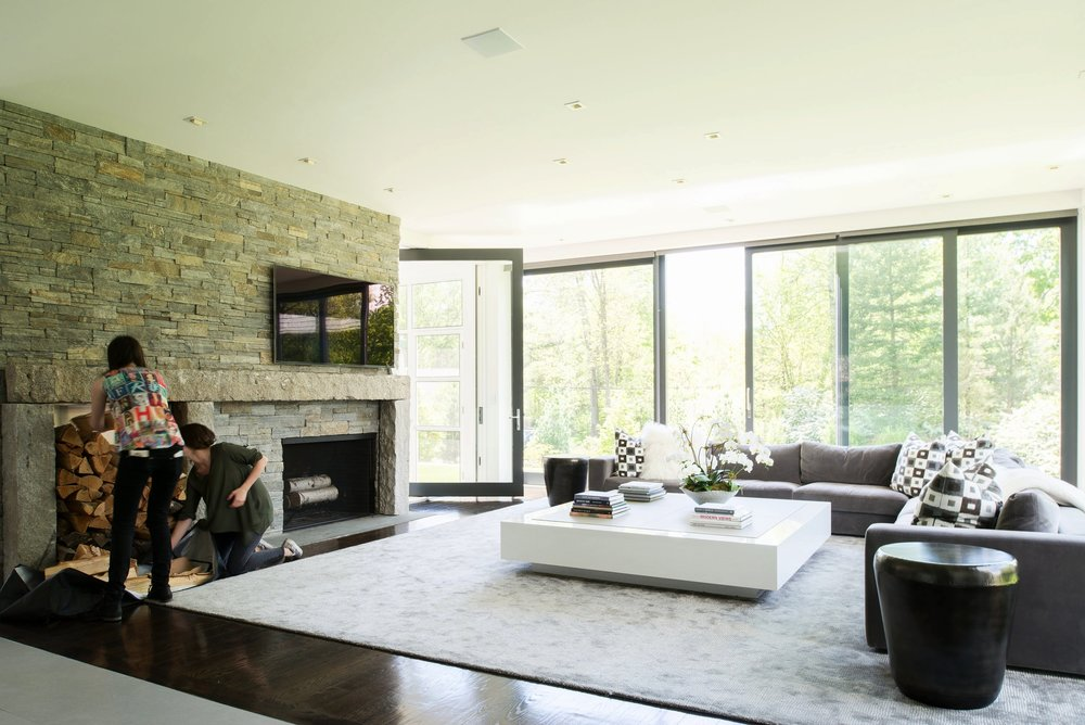Gwen and Hailey - interior design, home, modern, art, patterns, architecture, windows, contemporary design, photography