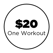 ONE WORKOUT Come and try a single class Walk-ins welcome