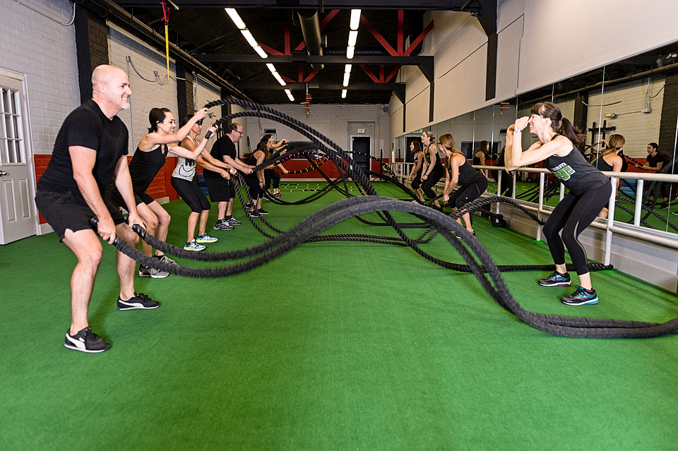 Our Workouts - You'll experience new challenges and continue to make progress toward your fitness goals with every workout. All in a fun & welcoming environment.View Schedule