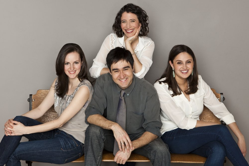 "Praised for their ""emotional investment"" and ""decisive"" interpretations (Toronto Star) and ""intense"" and ""hot-blooded"" performances (Globe and Mail), the  Tokai Quartet  is one of Canada's leading string quartets. In September 2007, the quartet became prizewinners at the Banff International String Quartet Competition, the first Canadian group to do so since 1992. The vibrancy that this exciting young ensemble brings to their performances is gaining them enthusiastic audiences across Canada, and has earned the Tokai Quartet a growing demand for performances at concert series across the country.    http://www.tokaiquartet.com/"