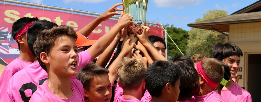 HAWAII SOCCER STORIES:  Five Clubs Claim Titles at the US Club Soccer Hawai'i State Cup [2016]