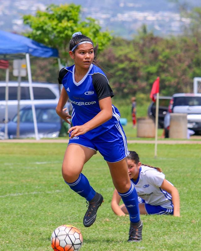 @hawaii_rush '05G Centerback, Shardae Manewa, was identified as top talent within her age group, based on her performance at the 2018 @usclubsoccer #HawaiiStateCup. Shardae will be attending the #OahuPDPShowcase in October, vying for the next-level invite to attend #id2AZ. • Check out the full rosters via #LinkInBio! • #pdp #hawaiipdp #hawaiisoccer #hawaiiansoccer #playerdevelopment #soccer #fútbol #futbol #hawaiianfootball #hawaiianfútbol #hawaiianfutbol #topplayer #topplayers #toptalent #hardwork #hardworkbeatstalent #heart #heartovertalent #heartovereverything #eliteplayer #eliteplayers #playersfirst #usclubsoccer #uscshawaii #ussoccer #nationalteam