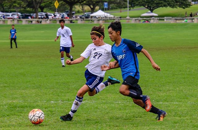 #FAMaui '05B, James Haynes, and @hawaiisurfsoccerclub '05B, Raine Fujimura, at the 2018 @usclubsoccer #HawaiiStateCup. James & Raine will be attending the #MauiPDP and #OahuPDP Showcases in October, vying for the next-level invite to attend #id2AZ. • Check out the full rosters via the #LinkInBio! • #pdp #hawaiipdp#hawaiisoccer #hawaiiansoccer#playerdevelopment #soccer #fútbol #futbol #hawaiianfootball #hawaiianfútbol #hawaiianfutbol #topplayer #topplayers #toptalent#hardwork #hardworkbeatstalent#heart #heartovertalent #heartovereverything#eliteplayer #eliteplayers #playersfirst #usclubsoccer #uscshawaii