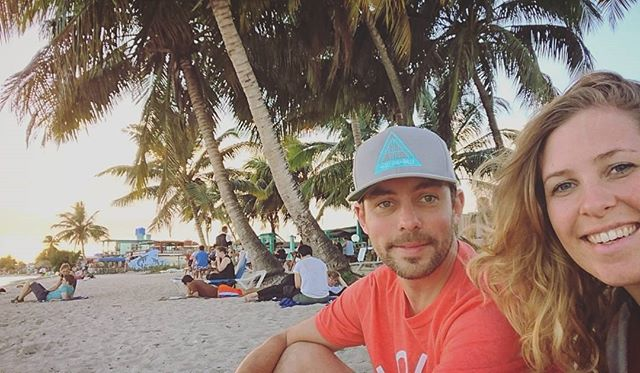 Tim and Jana from @drifting_journals enjoying the Playa Larga sunset! Give them a follow to stay up to date with their adventures! . . . . . . . . . . . . .  #explorethehills #Cuba #driftingjournals #travel #sunset #beach #skateboarding #ukskateboarding #streetwear #snowboarding #surfing #uksurfing #nature #outdoors