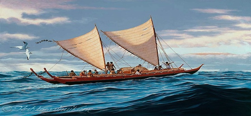 Polynesian wayfinders