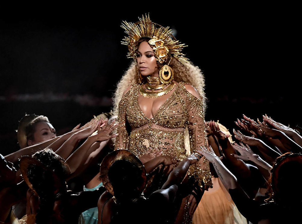 "Queen Bey: ""If we're going to heal, let it be glorious."""