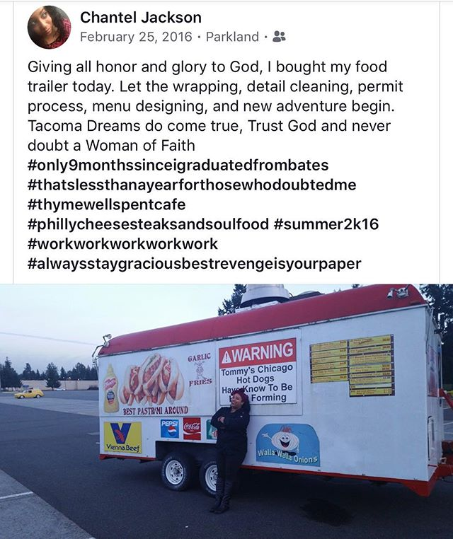 3 year anniversary of the day I received my truck. Best day of my life. Greater things are coming this year