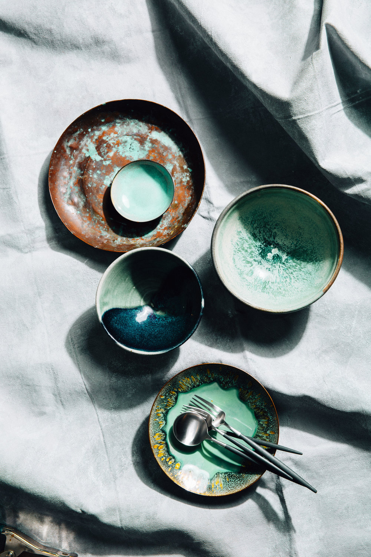 Ceramics and Toronto Props Food Photographers