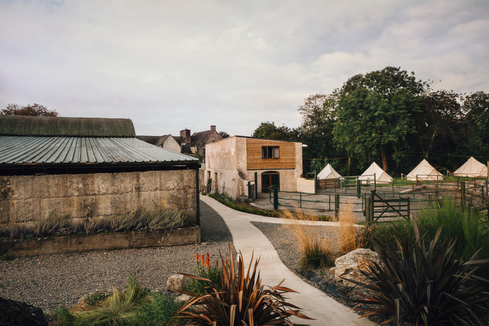 Cloughjordan House Lens and Larder Ireland - Suech and Beck