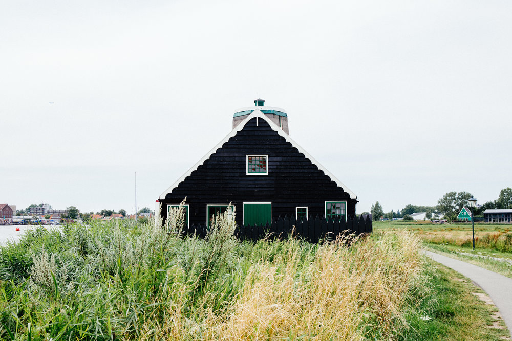 Dutch house Volendam Toronto Food Travel Photographers - Suech and Beck