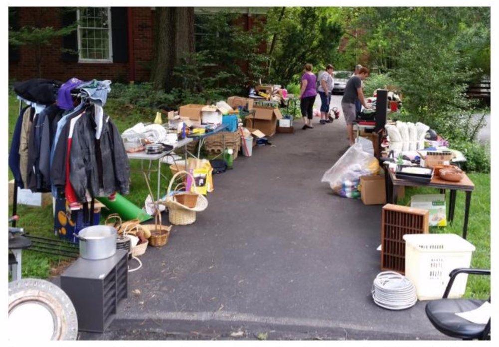 Upper Highlands Neighborhood Association Yard Sale