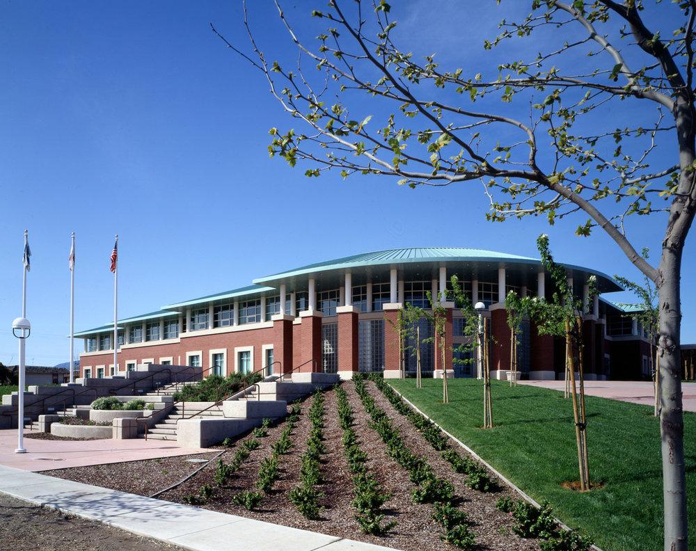 Antioch Police Facility
