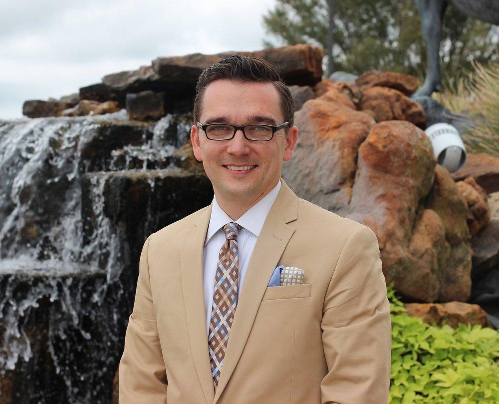 Kevin Vogele  Assistant Gen. Superintendent