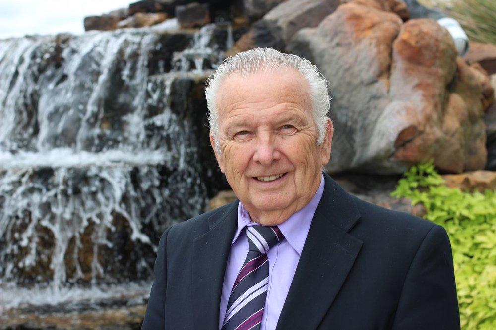 Roland Keith  Presbyter Secretary