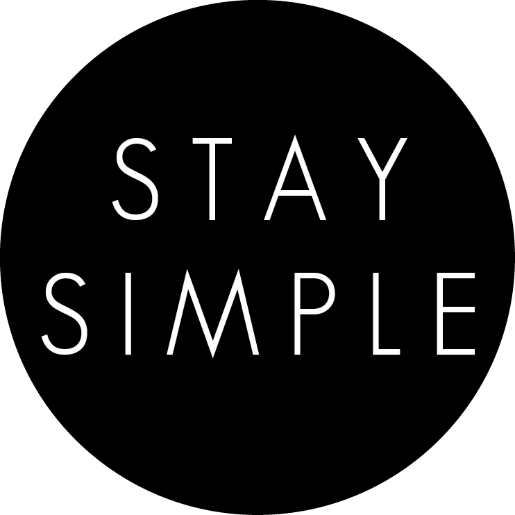 blog stay simple