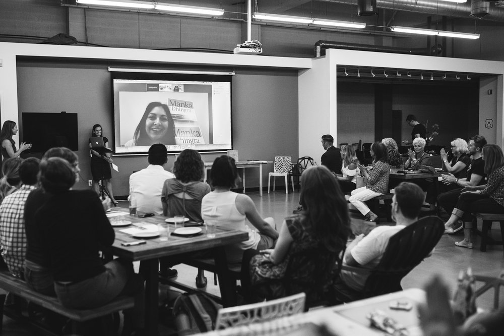 Portland Skypes with Manka Dhingra