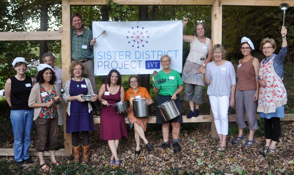 Our Southern Vermont team turned homemade soup into thousands of dollars with their creative soup subscription model to support Jennifer Carroll Foy.