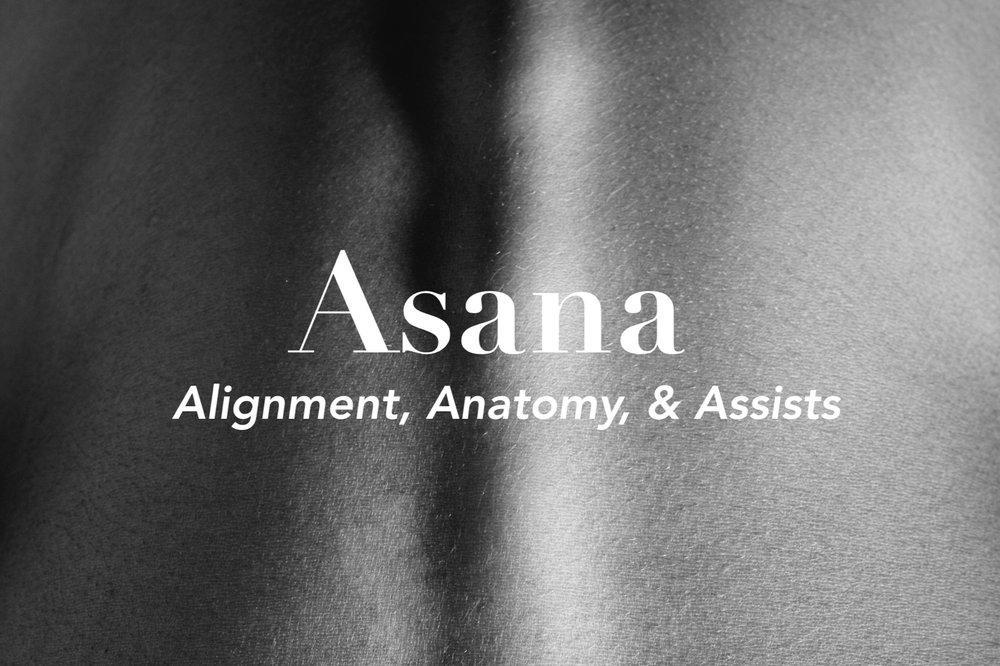 Three Jewels — Asana Module