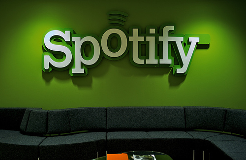 Image result for Spotify promotion