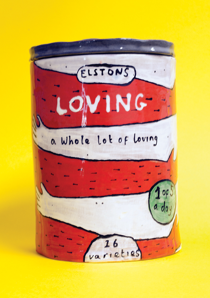 Influenced by Beans on Toast's song 'Whole Lot of Loving'.    -    SOLD