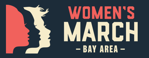 Women's March Bay Area Logo