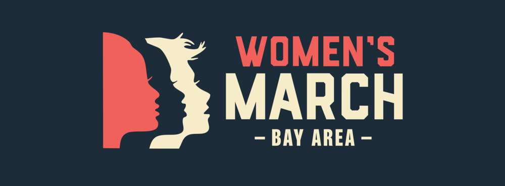 Update your Facebook and Twitter Cover Photo to be the Women's March Bay Area Logo and link to our  website : https://womensmarchbayarea.org